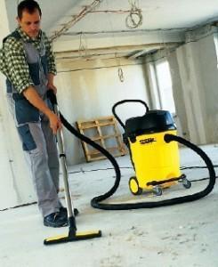 Преимущества уборки после ремонта