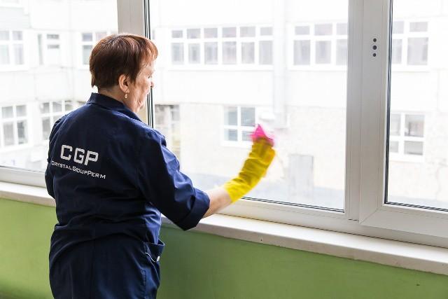 Качественная уборка помещений в Перми