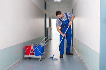 качественная уборка медучреждений