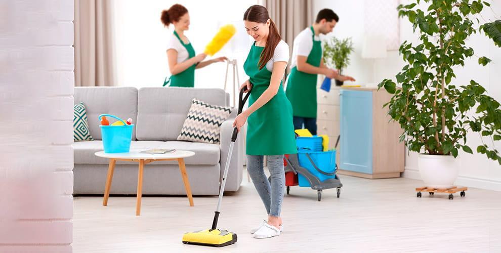 услуги генеральной уборки