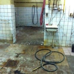 уборка производственного помещения предприятия